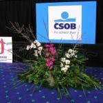 Květinový servis a květinové aranžmá - naše služby jsou žádány i pro ty nejvýznamnější údálosti
