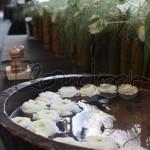 Květinový servis zahrnuje i květinové aranžmá pro slavnostní chvíle