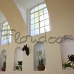 svatební výzdoba obřadní síně